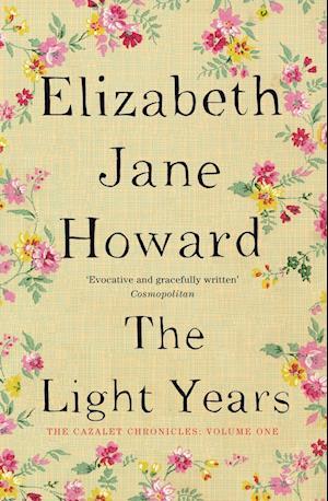 Bog paperback The Light Years af Elizabeth Jane Howard