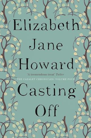 Bog, paperback Casting Off af Elizabeth Jane Howard