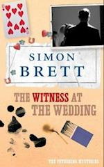 The Witness at the Wedding af Simon Brett