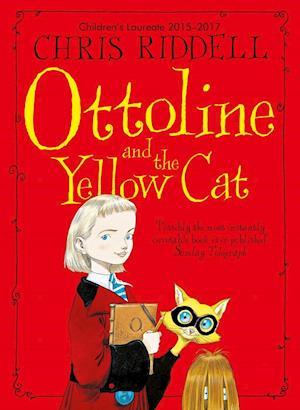 Bog paperback Ottoline and the Yellow Cat af Chris Riddell