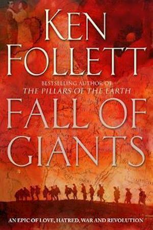 Bog paperback Fall of Giants af Ken Follett