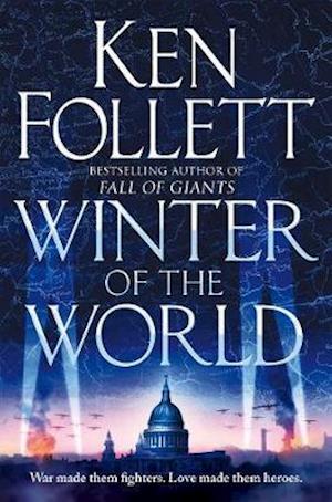 Bog, paperback Winter of the World af Ken Follett
