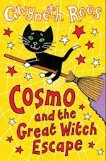 Cosmo and the Great Witch Escape af Gwyneth Rees