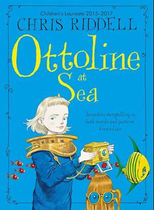 Bog paperback Ottoline at Sea af Chris Riddell