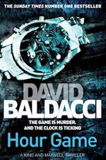 Hour Game af David Baldacci