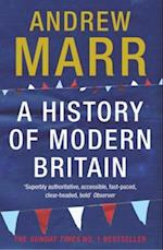 History of Modern Britain af Andrew Marr