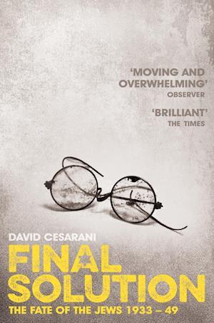 Bog, paperback Final Solution af David Cesarani