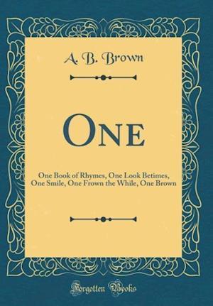 Bog, hardback One af A. B. Brown