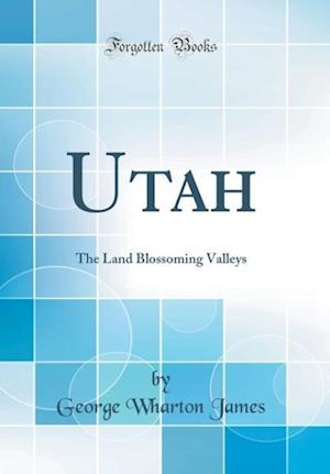 Bog, hardback Utah af George Wharton James