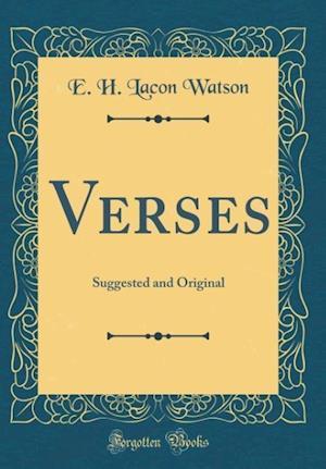 Bog, hardback Verses af E. H. Lacon Watson