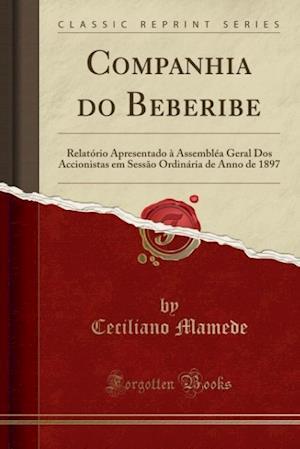Bog, paperback Companhia Do Beberibe af Ceciliano Mamede