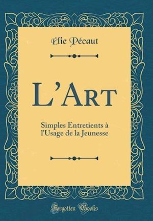 Bog, hardback L'Art af Elie Pecaut