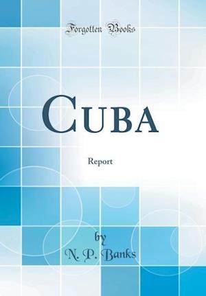 Bog, hardback Cuba af N. P. Banks