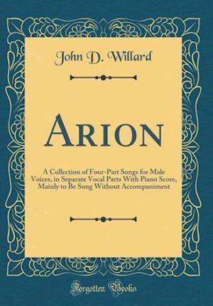 Bog, hardback Arion af John D. Willard