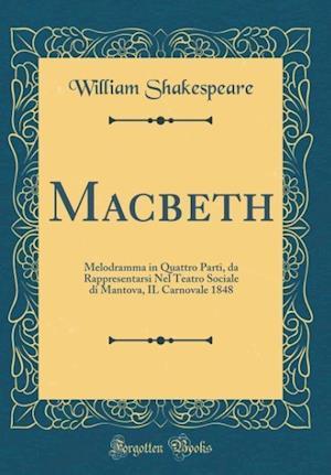 Bog, hardback Macbeth af William Shakespeare