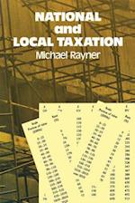National and Local Taxation