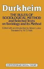 The Rules of Sociological Method