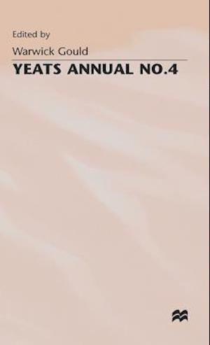 Yeats Annual No 4