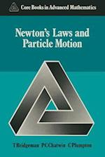 Newton's Laws and Particle Motion
