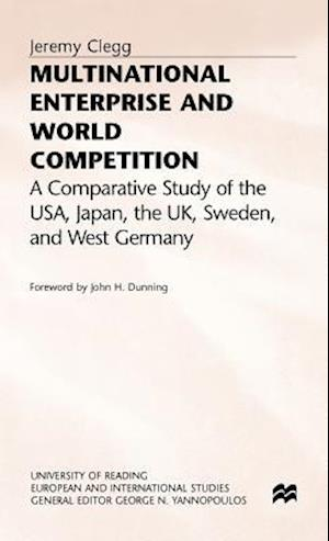 Multinational Enterprise+world Competition