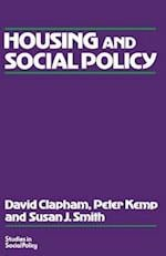 Housing and Social Policy