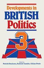 Developments in British Politics 3