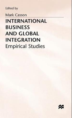 International Business and Global Integration