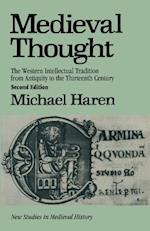 Medieval Thought (New Studies in Medieval History)