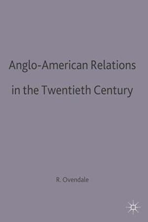 Anglo-American Relations
