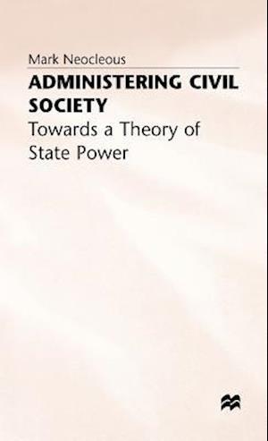 Administering Civil Society