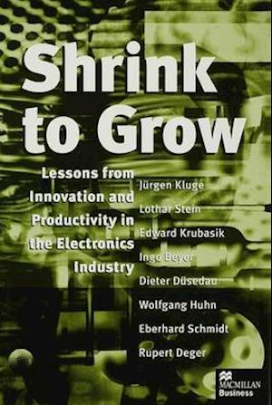 Shrink to Grow