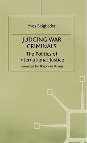 Judging War Criminals
