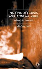 National Accounts and Economic Value