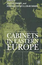 Cabinets in Eastern Europe af Ferdinand Muller-Rommel, Jean Blondel