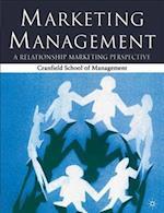 Marketing Management : A Relationship Marketing Perspective