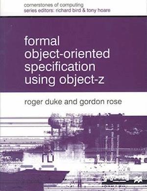 Formal Object Oriented Specification Using Object-Z