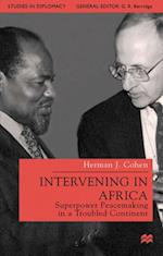 Intervening in Africa (Studies in Diplomacy And International Relations)