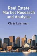 Real Estate Market Research Analysis
