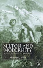 Milton and Modernity