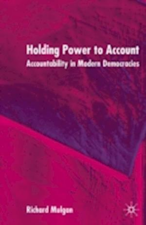Holding Power to Account