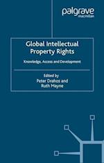 Global Intellectual Property Rights af Professor Peter Drahos