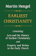 Earliest Christianity
