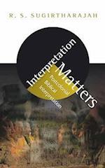 Interpretation Matters