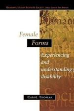 Female Forms (UK Higher Education Oup Humanities Social Sciences Health Social Welfare)