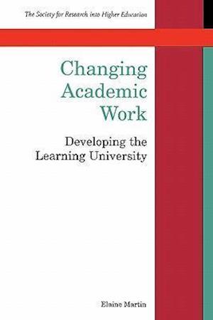 Changing Academic Work