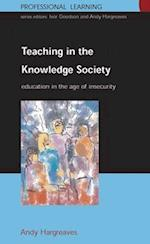 TEACHING IN THE KNOWLEDGE SOCIETY (Professional Learning)