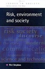 Risk, Environment and Society (Applying Social Psychology)