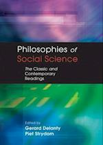 PHILOSOPHIES OF SOCIAL SCIENCE (UK Higher Education Oup Humanities Social Sciences Sociology)