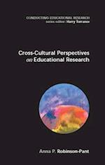 Cross Cultural Perspectives on Educational Research af Anna Robinson-Pant