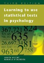Learning to Use Statistical Tests in Psychology